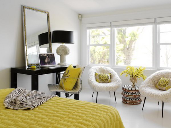 Choose a High contrast Color Palette and Interesting Texture.
