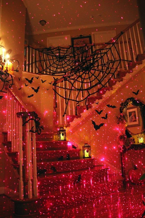 Awesome Laser Halloween Decor