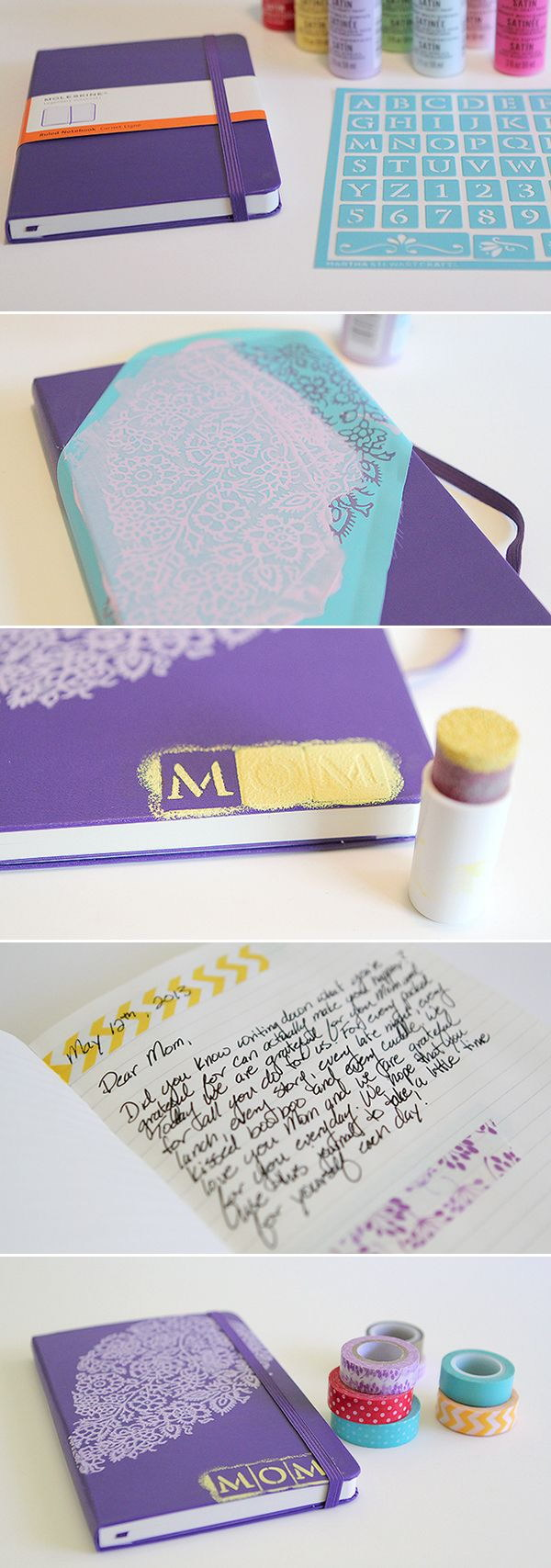 DIY Gratitude Journal.