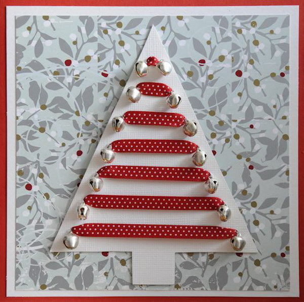 16 diy christmas cards