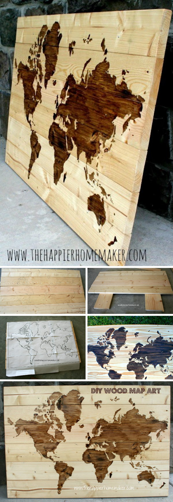3 wood stain ideas projects