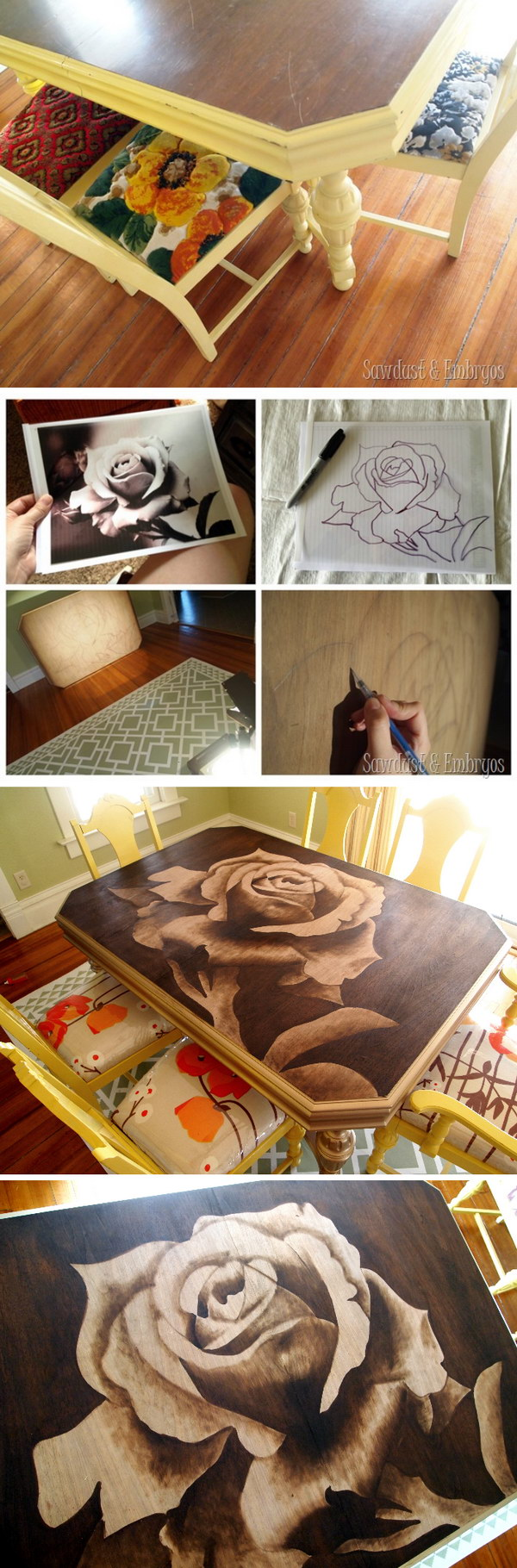 4 wood stain ideas projects