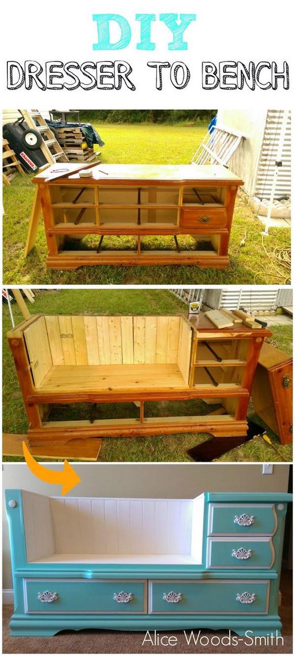 Dresser Bench.