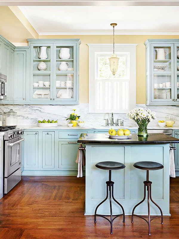 kitchen cabinets paint colors 80 cool kitchen cabinet paint color ideas noted list 20949