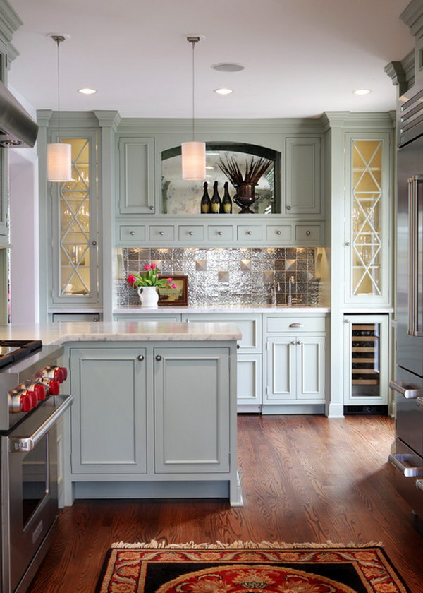 green grey kitchen cabinets 80 cool kitchen cabinet paint color ideas noted list 16051