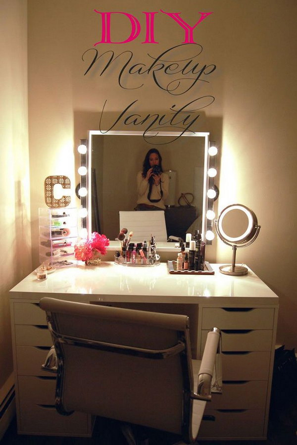 Cool Teenage Girl Bedroom Decorating Ideas - Noted List on Mirrors For Teenage Bedroom  id=43941