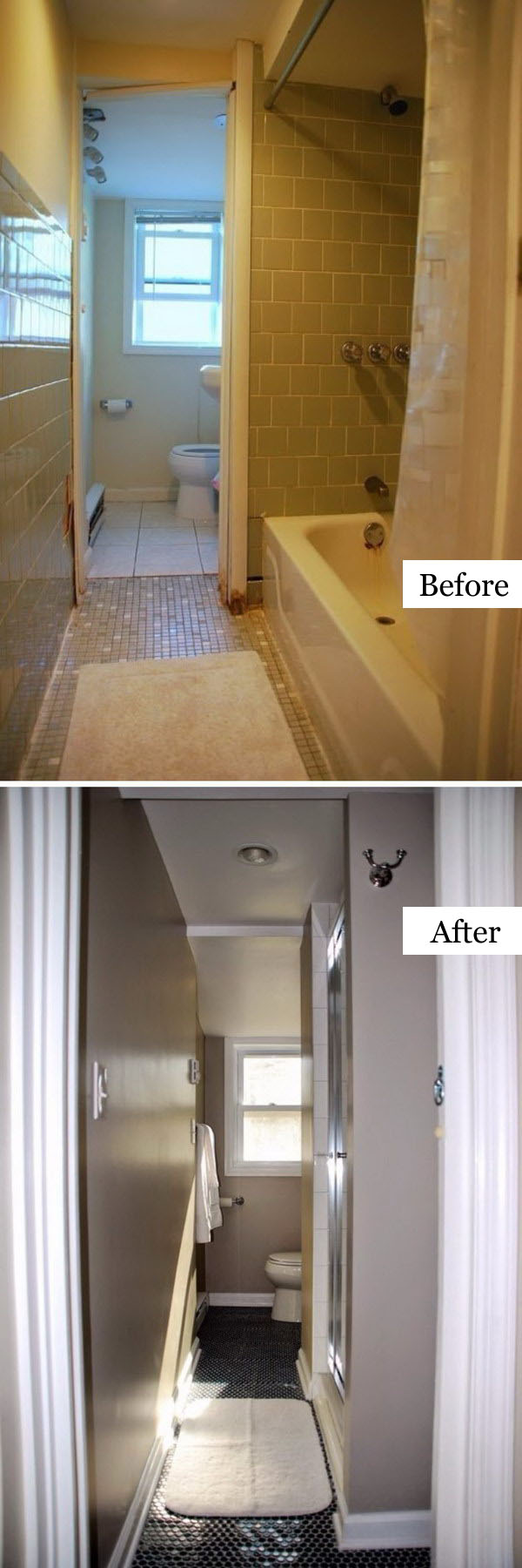 Basement Bathroom Remodel.