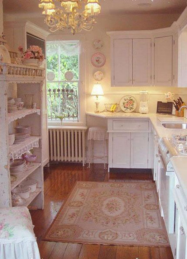 sweet designs kitchen awesome shabby chic kitchen designs noted list 2634