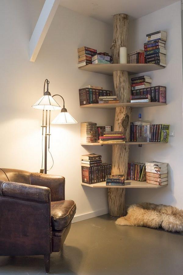 Tree Bookshelf.