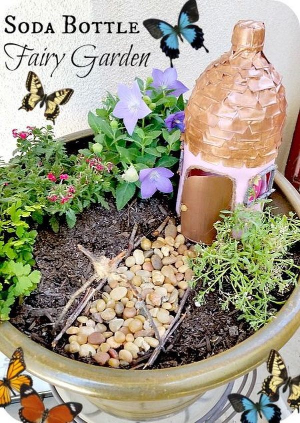 20 diy fairy garden ideas