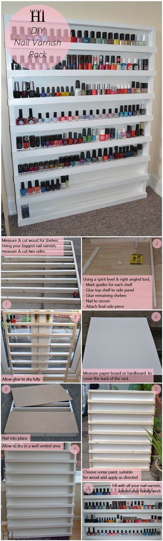 Creative Makeup Storage Ideas And Hacks For Girls - Noted List